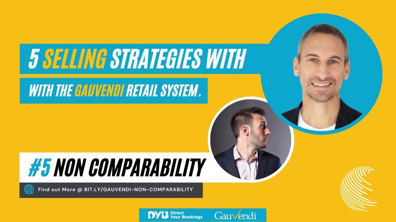Non-Comparability Strategy